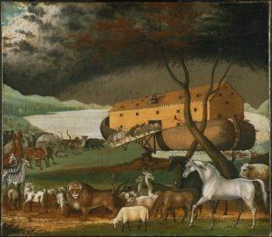 El Mito del Diluvio Universal